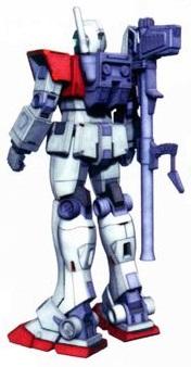 Rear (w/Bazooka Rack)