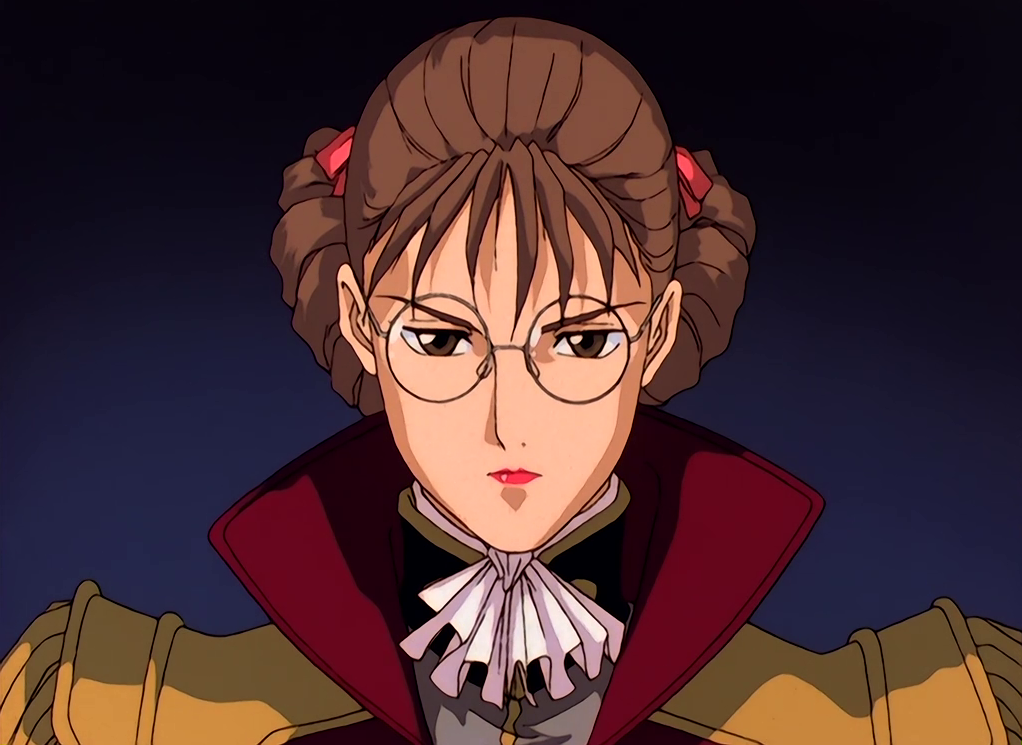 Lady Une The Gundam Wiki Fandom