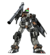 RGM-79FD Armored GM BO2