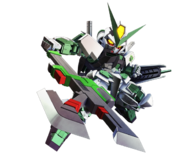 SD Gundam G Generation Cross Rays Gundam Astray Green Frame