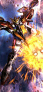 XXXG-00W0 Wing Gundam Zero - Shooting