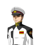 ZAFT Officer (White Uniform)