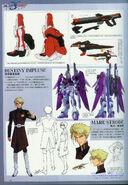 Gundam SEED Destiny Astray PN Reference 02