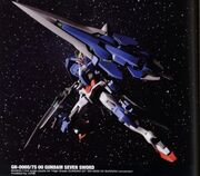 00 Gundam Seven Sword - Story Photo