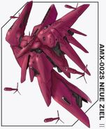 AMX-002S Neue Ziel Ⅱ