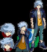 Gundam info Character Sheet Auel Neider