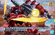 HGBDR Gundam GP-Rase-Two-Ten