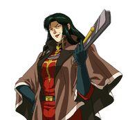 Character Profile Cima Garahau