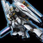 Gundam Diorama Front 3rd RX-93- ν Gundam double fin
