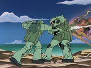 Ms06j DoansZakuIIFightBack Gundam0079TVSeries Episode15