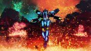 Extreme Gundam Mk-II AXE 1