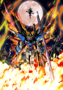 Gundam Seed Destiny Background