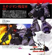 AMX-009 - Dreissen - Specs Tech Detail Design