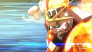 GBFT 20 Try Burning Gundam