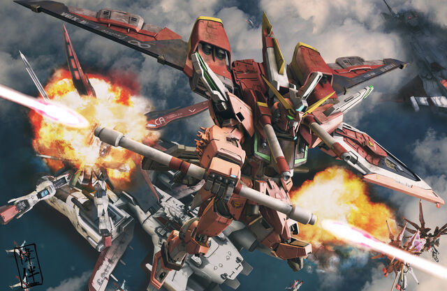 Bandai MG Infinite Justice Gundam (end 9/10/2015 8:39 AM)