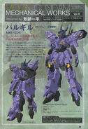Moon Gundam Mechanical Works Vol 8