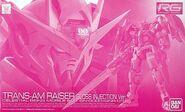 RG 00 Raiser Trans-Am Gloss Injection Ver.