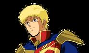 SD Gundam G Generation Genesis Character Face Portrait 0290