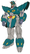 GF13-073NPO Gundam Magnat Front