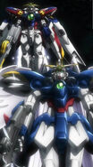 Gundam Wing (Gundam Perfect Mission - Gundam 30th Anniversary Short)