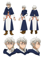 Koichi Nanase character sheet