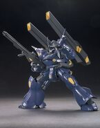 PPMS-18E Kämpfer Amazing (Gunpla) (Action Pose)