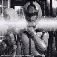 Tony Takezaki Illustration Amuro Ray