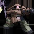 Unit c zaku ii f2 kimbareid forces