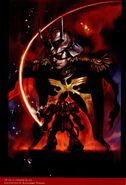 Char Aznable Book 2004 005