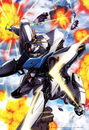 F91 Gundam F91 (Mobile Suit Bible Vol 24)