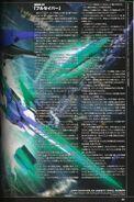 Gundam 00V Battlefield Record - GNT-0000FS - 00 QanT Full Saber0