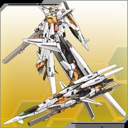 Gundam Kyrios Gust