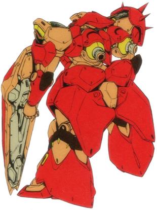 Rear (SD Gundam version)