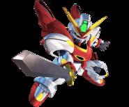 SD Gundam G Generation Cross Rays Delta Astray