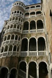 Venice Palazzo Contarini del Bovolo