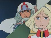 Amuro & Sayla