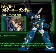 FA Gundam