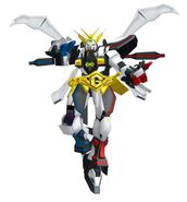 GF13-017∞ Gundam God Master (Gundam Try Age)