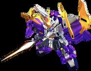 Gundam Aesculapius GGCR