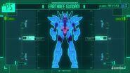 PFF-X7-E3 Earthree Gundam (Ep 01) 01