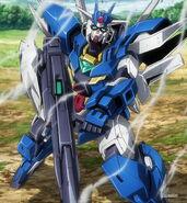 PFF-X7-E3 Earthree Gundam (Ep 20) 02