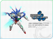 Qan(T) (ELS) (Sword) Game Gundam area wars