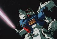 Rx78gp01fb p01 DuelWithGP02A 0083OVA episode10