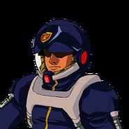 Crossbone Pilot B (G Gen Wars)