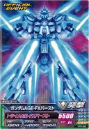 Gundam AGE-FX Burst Try Age 1