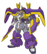 Gundam Burnlapius (Old Colors)