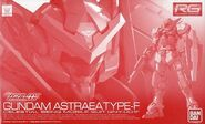 RG Gundam Astraea Type F