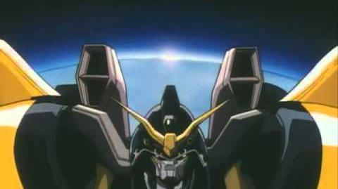 090 XXXG-01D2 Gundam Deathscythe H (from Mobile Suit Gundam Wing)