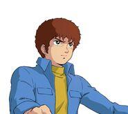 Character Profile Amuro Ray