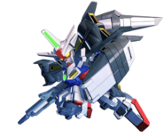 SD Cross Rays Gundam Geminass 01